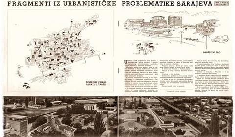 Ideje O Sarajevu Gradu Skoljki Drustvo Arhitekata Zagreba