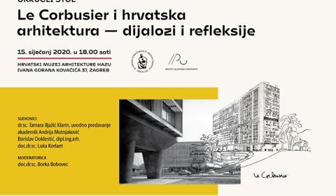Le Corbusier I Hrvatska Arhitektura Dijalozi I Refleksije
